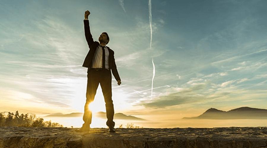 Erfolgreicher Unternehmer